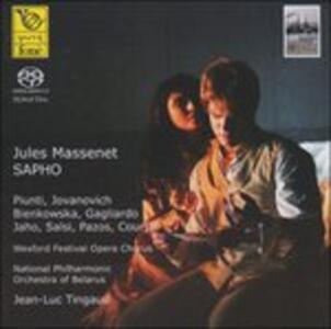 Sapho - SuperAudio CD ibrido di Jules Massenet