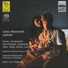Sapho - SuperAudio CD ibrido di Jules Massenet