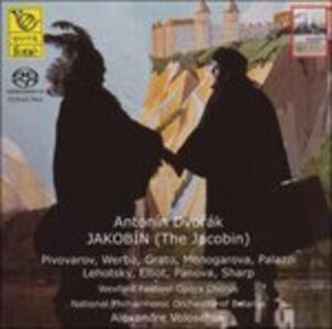 Jakobin - SuperAudio CD ibrido di Antonin Dvorak
