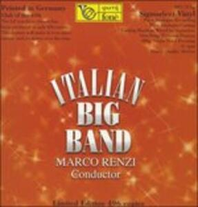 Italian Big Band - Vinile LP di Italian Big Band