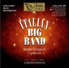 Italian Big Band - CD Audio di Italian Big Band