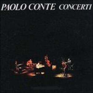 Concerti - Vinile LP di Paolo Conte