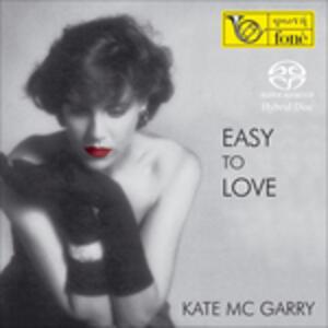 Easy to Love - SuperAudio CD ibrido di Kate McGarry