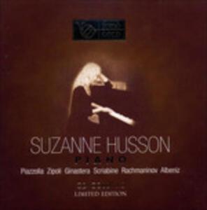 Piano - CD Audio di Suzanne Husson