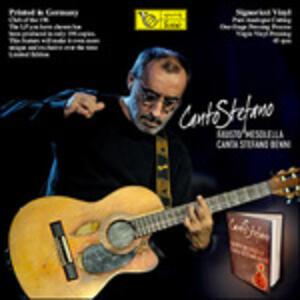Canto Stefano - Vinile 7'' di Fausto Mesolella