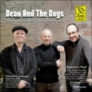Bean and the Boys - Vinile LP di Scott Hamilton,Paolo Birro