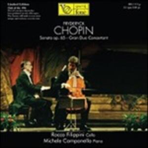 Sonata op.65 - Vinile LP di Fryderyk Franciszek Chopin,Michele Campanella,Rocco Filippini