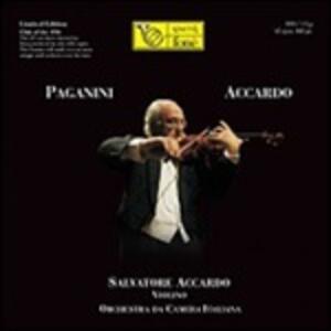Paganini - Vinile LP di Niccolò Paganini,Salvatore Accardo