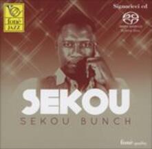 Sekou - SuperAudio CD ibrido di Sekou Bunch