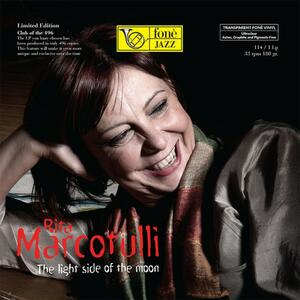 The Light Side of the Moon - Vinile LP di Rita Marcotulli