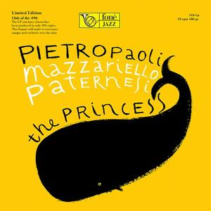 The Princess - Vinile LP di Enzo Pietropaoli