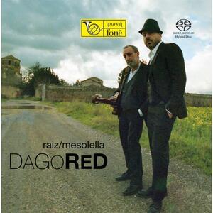 Dago Red - Vinile LP di Raiz,Fausto Mesolella