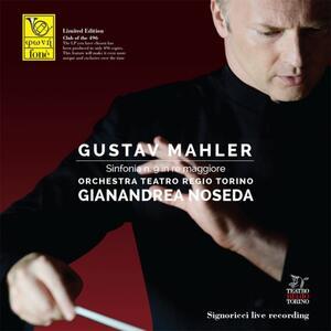 Sinfonia n.9 - Vinile LP di Gustav Mahler,Gianandrea Noseda