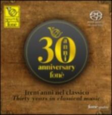 Thirty Years in Classical Music - SuperAudio CD ibrido
