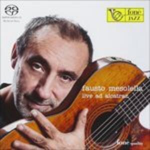 Live ad Alcatraz - SuperAudio CD di Fausto Mesolella