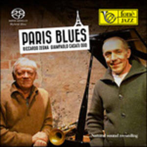 Paris Blues - SuperAudio CD ibrido di Riccardo Zegna,Giampaolo Casati