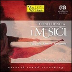 Confluencia - SuperAudio CD ibrido di Musici