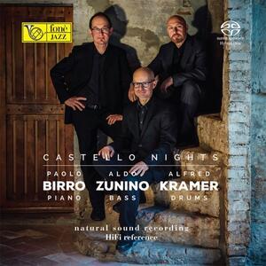 Castello Nights - SuperAudio CD ibrido di Paolo Birro,Aldo Zunino,Alfred Kramer