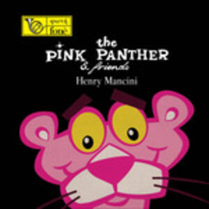 The Pink Panther & Friends - SuperAudio CD ibrido
