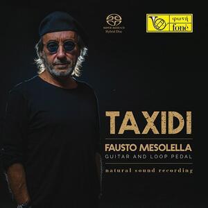 Taxidi - SuperAudio CD ibrido di Fausto Mesolella