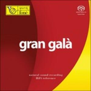 Gran galà - SuperAudio CD ibrido