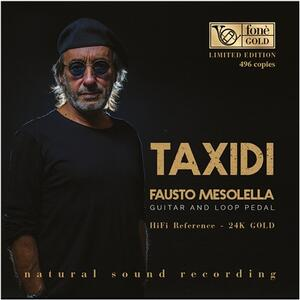 Taxidi - CD Audio di Fausto Mesolella
