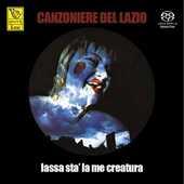 CD Lassa sta' la me creatura Canzoniere del Lazio