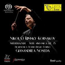 Nikolai Rimsky-Korsakov - SuperAudio CD ibrido di Nikolai Rimsky-Korsakov,Gianandrea Noseda