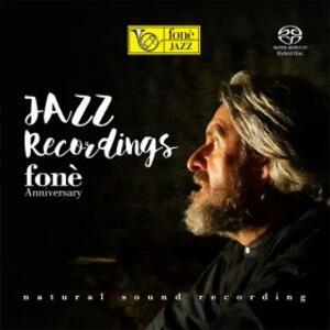 Foné Anniversary. Jazz Recordings - SuperAudio CD
