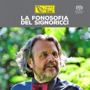 La fonosofia del Signoricci - SuperAudio CD