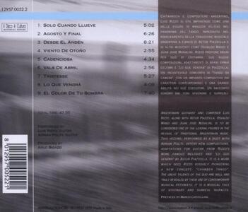 Desde El Ande - CD Audio di Luis Rizzo - 2