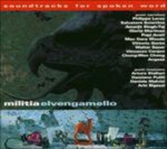 Elvengamello - CD Audio di Militia