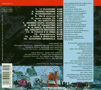Elvengamello - CD Audio di Militia - 2