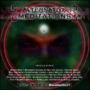 Alternative Meditations vol.1 - CD Audio
