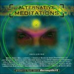 Alternative Meditations vol.2 - CD Audio