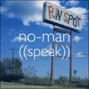 Speak - CD Audio di No Man