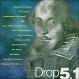 Drop vol.5 Shakespeare - CD Audio