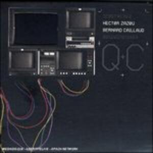 Quadri & Chromies - CD Audio di Hector Zazou