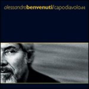 Capodiavolo.01 - CD Audio di Alessandro Benvenuti
