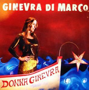 Donna Ginevra - CD Audio di Ginevra Di Marco