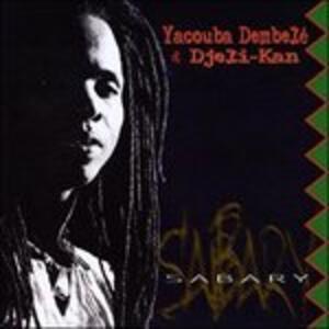Sabary - CD Audio di Yacouba Dembele