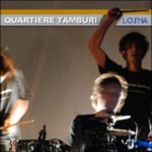 Losna - CD Audio di Quartiere Tamburi
