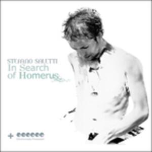 In Search of Homerus - CD Audio di Stefano Saletti