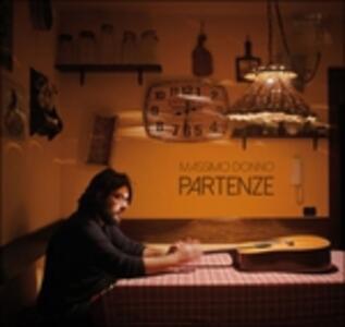 Partenze - CD Audio di Massimo Donno