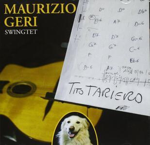 Tito Tariero - CD Audio di Maurizio Geri