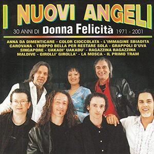 Donna felicità - CD Audio di Nuovi Angeli