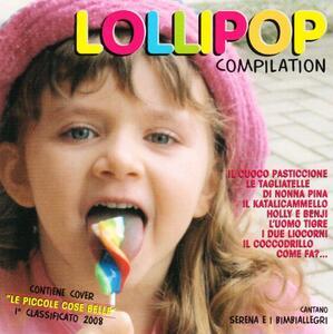 Lollipop Compilation - CD Audio
