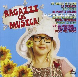 Ragazzi Che Musica - CD Audio