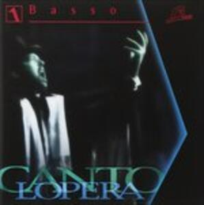 Basso N.1 - CD Audio
