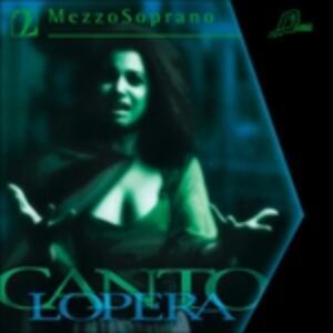 Arie Per Mezzosoprano, Vol.2 - Base Orchestra - CD Audio